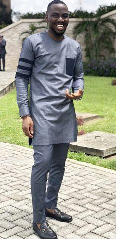 African Dresses Men, African Attire For Men, African Clothing For Men, African Shirts, African Wear, Nigerian Men Fashion, African Print Fashion, Africa Fashion, Mens Fashion