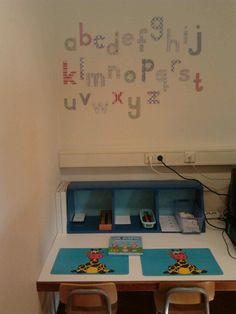 Stempel/schrijfhoek Grade 1, Spelling, Classroom, Letters, Teaching, Projects, Fun, Inspiration, Class Room
