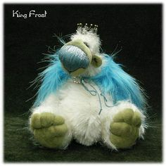 King Frost by Monika Timpe Artist Bears