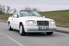 Mercedes E 200 Cabrio A 124