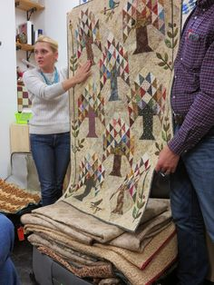 Oh, Oh, Quilts!: Edyta again!