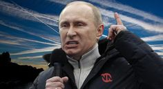 Putin: Western Governments Are Destroying The Planet With Chemtrails
