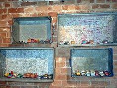 Vintage Toys, Andrew Martin, Image by Homegirl London