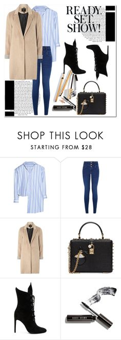 """""""'' Style ''"""" by pepo-beckham ❤ liked on Polyvore featuring Vetements, New Look, mel, Dolce&Gabbana, Kendall + Kylie and Bobbi Brown Cosmetics"""
