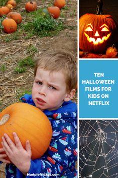 10 Halloween films for Kids on Netflix