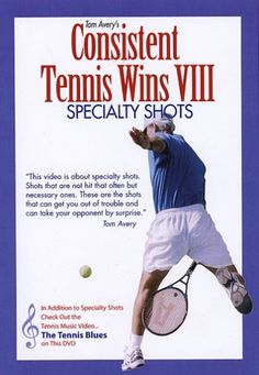 Consistent Tennis Wins VIII (Specialty Shots) * You can get more details by clicking on the image.