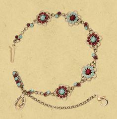 Michal Negrin ~ Roses Bracelet 11003