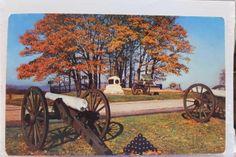 Pennsylvania PA Gettysburg High Water Mark Postcard Old Vintage Card View Post