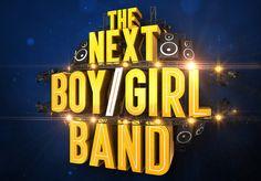 Pip Pellens en Sharon Doorson in The Next Boy/Girl Band