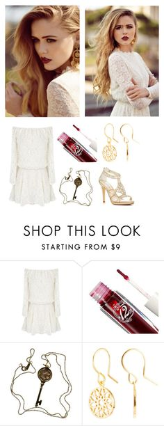 """Untitled #3639"" by armamak ❤ liked on Polyvore featuring Tiffany & Co., Auren and Caparros"