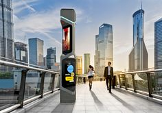Bridging the Digital Divide With Street-Smart Innovation -- Digitization has had a profound impact on how people access information. It's changed the way we consume media, shop, and navigate our day, but access to online services is not universally available to everyone.  #digitalsignage #interactive