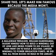 Picture shows 1 person, meme and text The post Picture shows 1 person, meme and text appeared first on Face Memes. Sweet Stories, Cute Stories, Black Power, Weird Facts, Fun Facts, William Kamkwamba, Black History Facts, Faith In Humanity Restored, Look At You
