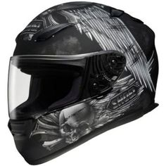 SHOEI - RF-1100 Merciless Full-Face Motorcycle Helmet - Full-Face - Motorcycle Helmets - Biker - CycleGear - Cycle Gear