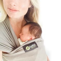 Snuggled up. Showered in sleepy dust. Hugged close in the Boba Wrap.