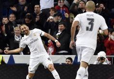 Real Madrid 5-0 Deportivo la Coruna