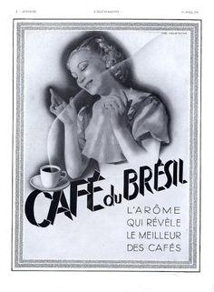 Café du Brésil 1937