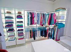 Ankleidezimmer schrank ~ Begehbarer kleiderschrank oder doch gleich ein ankleidezimmer