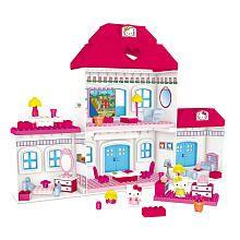 "Mega Bloks Hello Kitty Dream House (10822) - MEGA Brands - Toys ""R"" Us"