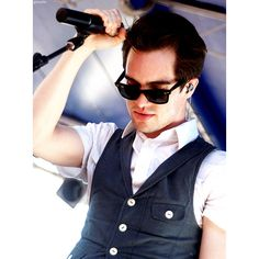 Brendon Urie In Suits* ❤ liked on Polyvore