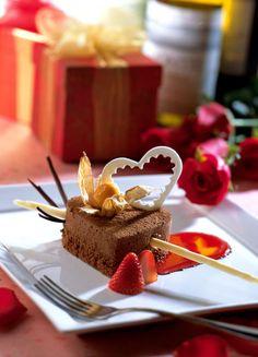 Valentine dessert...*yum*