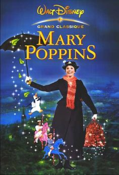 Recently we decided to introduce our boys to the world of Disney's Mary Poppins. We do pizza and movie nights around here, and I felt it was time for a classic. I remember seeing Mary Poppins as. Mary Poppins 1964, Mary Poppins Movie, Julie Andrews, Old Movies, Great Movies, Movies Showing, Movies And Tv Shows, Love Movie, Movie Tv