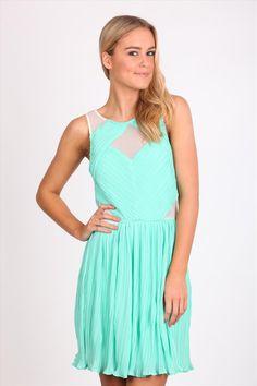 Rosie Pleat Dress ($39.95) from shop.CottonOn.com