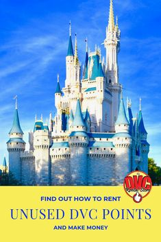 Have you ever wondered how to rent your unused DVC points? Our process is easy, fast, and safe. Find out how to rent your points and make a profit! Disney Vacation Club, Disney World Vacation, Disney Vacations, Disney Trips, Disney Travel, Family Vacations, Disney Reservations, Dvc Rental, Places To Travel