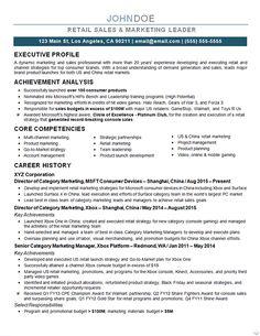 Sample Retail Resume With No Experience Sample Resume High MyPerfectResume  Com  My Perfect Resume.com