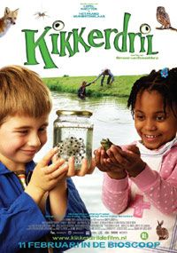 Kikkerdril (2009). Our family watches this film over and over again.