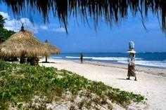 Kuta Beach, Bali . . . visited in 1996 with Marshall . . .:)