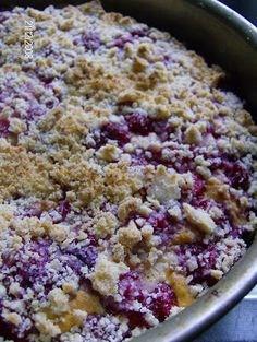 En Guete!!!: Kuchen chileno con streusel (Streuselkuchen)