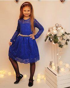 efc42fd2a6 Piękna sukienka z koronki na święta. Polecamy!