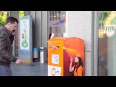 Lustige Überraschung im Briefkasten ... - YouTube