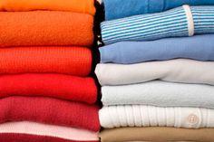 O segredo da organização do guarda-roupa