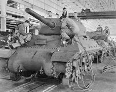 M-10 Tank Destroyer - M10 tank destroyer - Wikipedia Armored Vehicles, Military Vehicles, M10 Tank Destroyer, M10 Wolverine, Self Propelled Artillery, Tank Armor, Ww2 Tanks, World Of Tanks, Battle Tank