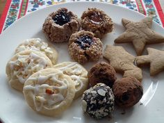 #vegan christmas cookie assortment!