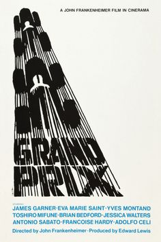 :: Saul Bass, Grand Prix ::