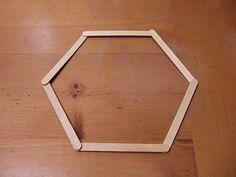 hexagon - step 3