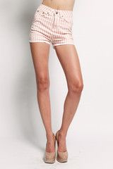 Candy Shorts - Pink $49.95