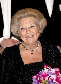 Princess Beatrix puts on a brave face at first public engagement since son's funeral - Photo 1 | Celebrity news in hellomagazine.com