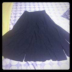 """SALE! So cute! """"Car wash"""" skirt with long flaps. So fun! Long flaps that have a lot of movement. 13.25 across the waist, 32 inches long. The Limited Skirts Midi"""