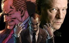 Chris Cooper cast as Norman Osborn in THE AMAZING SPIDER-MAN 2