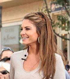 Love the braid look!