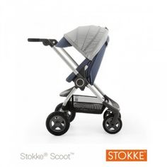 Stokke Scoot Slate Blue