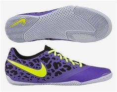 52a9f616a Nike FC247 Elastico Pro II Indoor Soccer Shoes (Purple Volt Black)