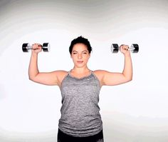 7 Exercises And One Nutrition Tip To Target Arm Fat