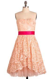 Betsey Johnson ♡ Iona Dress ♡ Peachy Keen