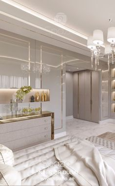 Bedroom interior design in Dubai – master bedroom interior design and decoration ideas in modern luxury style Bedroom Interior Design Images, Interior Design Dubai, Master Bedroom Interior, Luxury Bedroom Design, Bedroom Decor, Bedroom Interiors, Bedroom Ideas, Luxury Decor, Luxury Homes Interior