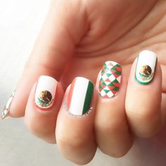 World Cup Nail Art, Watermelon Nails, and More | Beauty High
