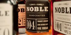 Noble Crafted Packaging
